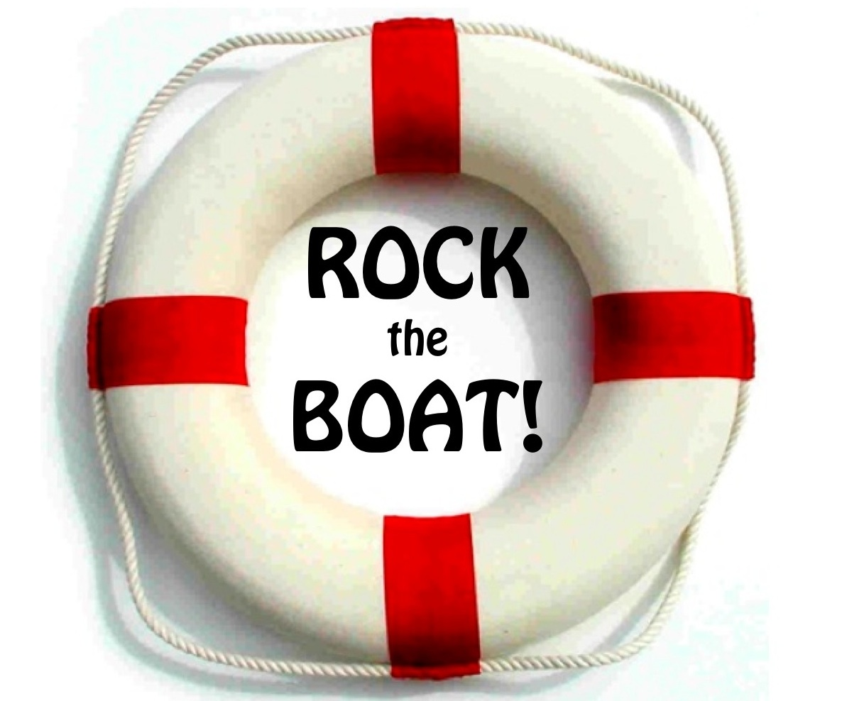 Image result for rock the boat